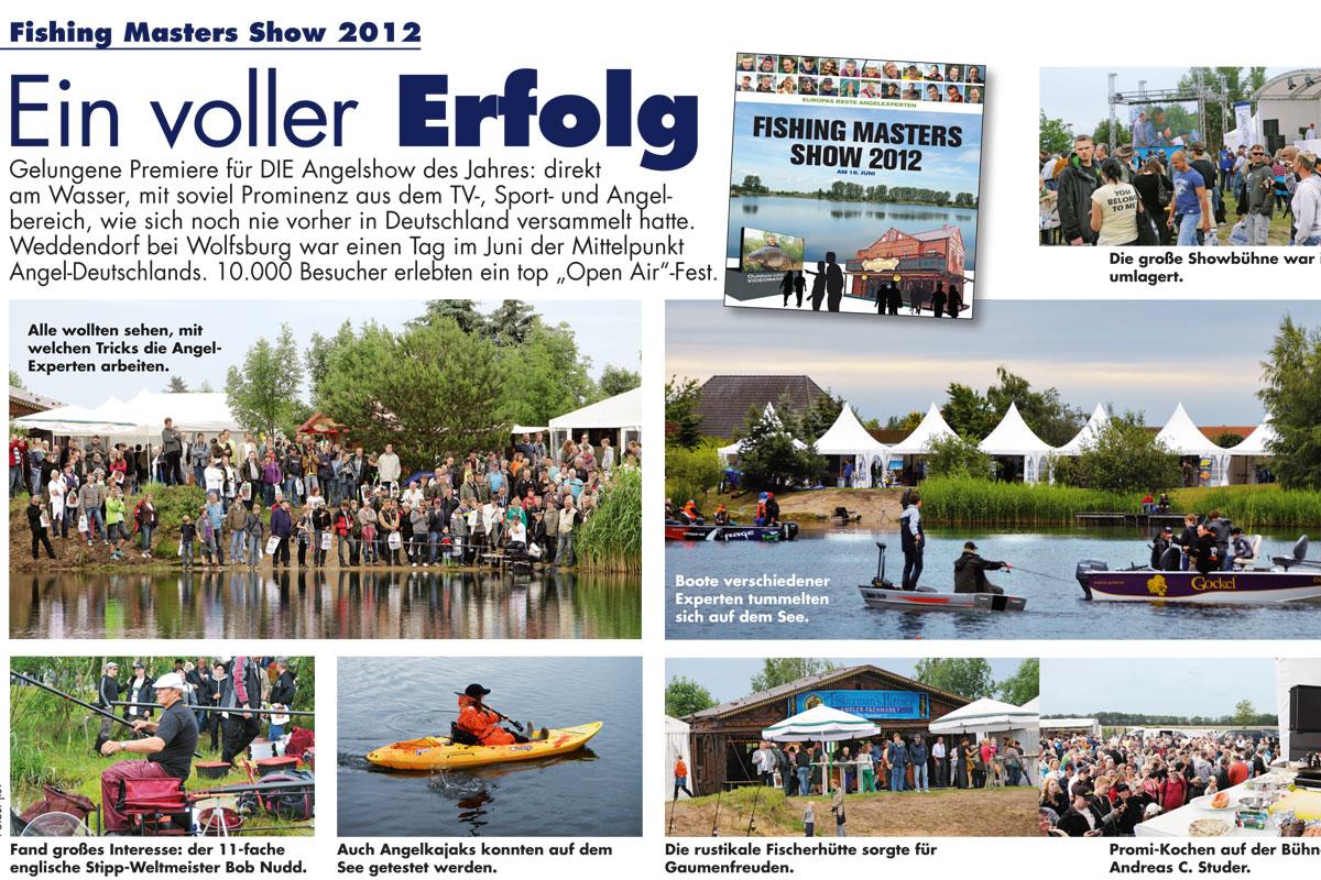 Kutter & Küste, Ausgabe 43/2012: Ein voller Erfolg