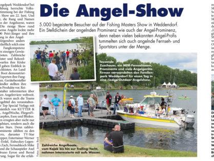 Kutter & Küster, Ausgabe 47/2013: Die Angel-Show