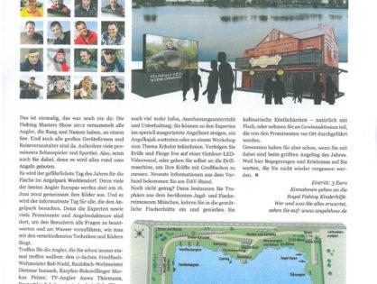 Mai-Ausgabe Landesanglerverband Sachsen-Anhalt: Die größte Angelshow des Jahres