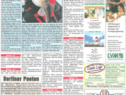 Extra am Sonntag: 10.06.2012: Promi-Alarm am Angelsee