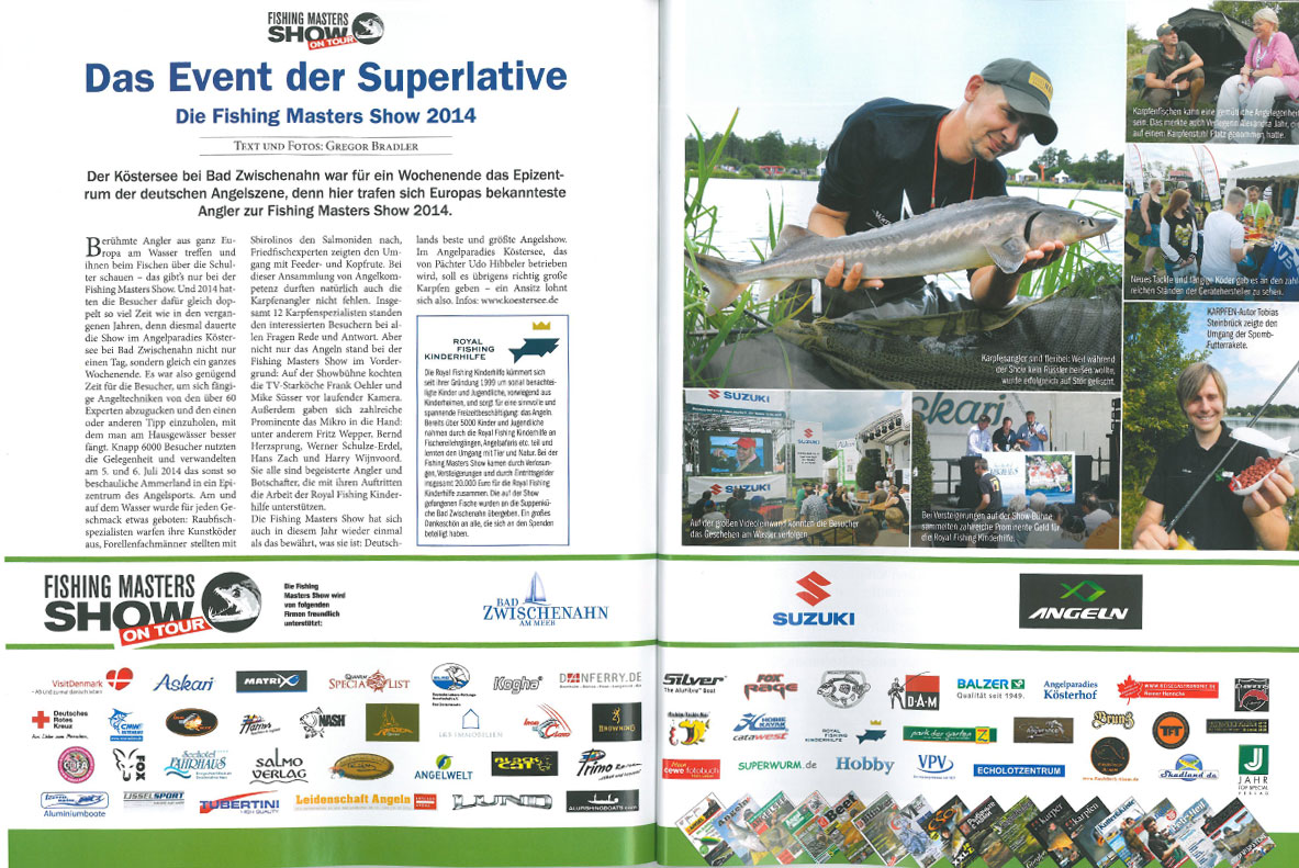 Das Event der Superlative