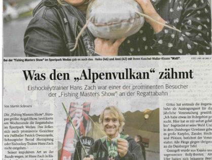 """""""Was den Alpen-Vulkan zähmt"""""""