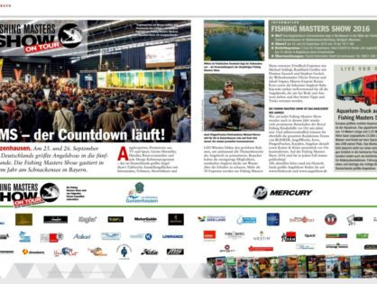 Fishing Masters Show on Tour