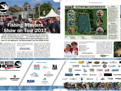 Fishing Masters Show Tour on Tour