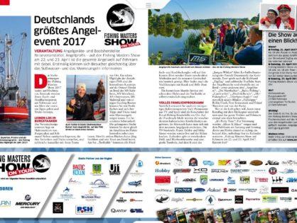 Deutschlands größtes Angel-Event 2017