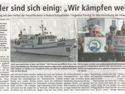 Angler sind sich einig: Wir kämpfen weiter