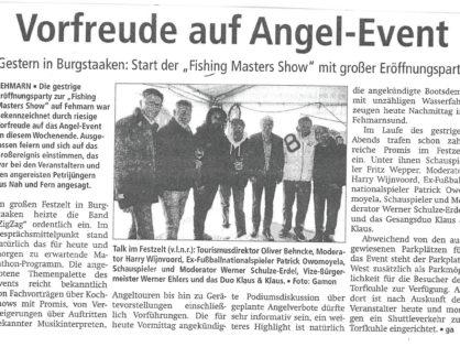 Vorfreude auf Angel-Event
