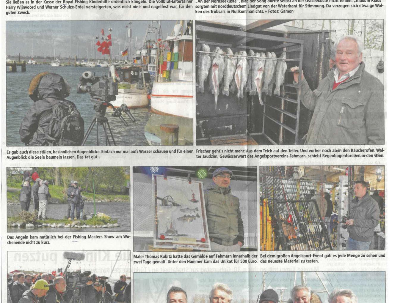 Fishing Masters Show in Bildern