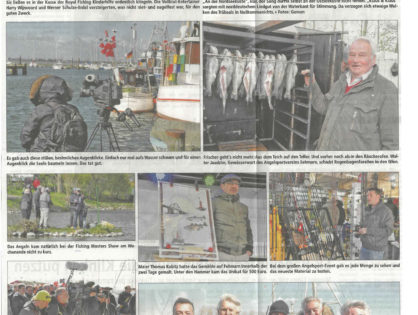 Fishing Masters Show in Bildern