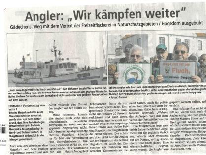 Angler: Wir kämpfen weiter