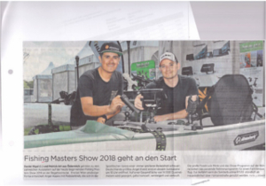 Fishing Masters Show geht an den Start