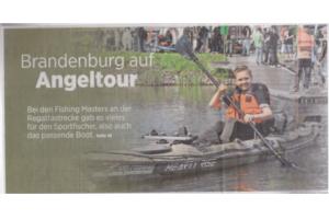 Brandenburg auf Angeltour