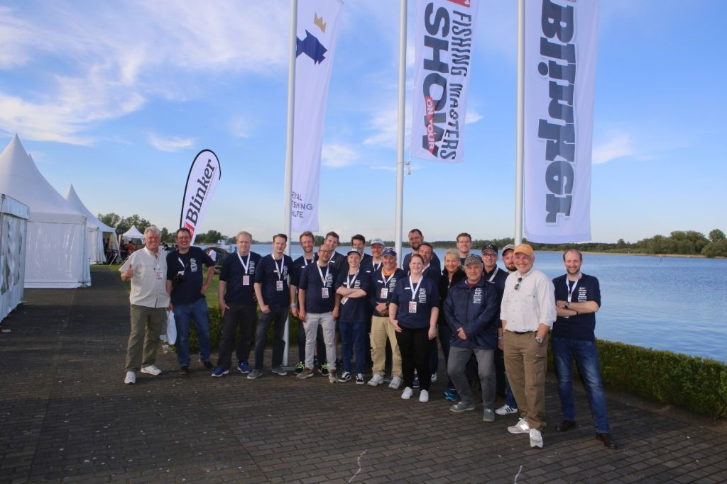 Fishing Masters Show on Tour Brandenburg 2018
