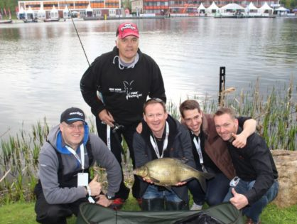 Fishing Masters Show on Tour Sportpark Duisburg 2015