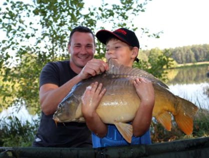 Fishing Masters Show on Tour Schnackensee 2016