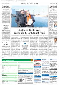 Stralsund fischt nach mehr als 10 000 Angel-Fans