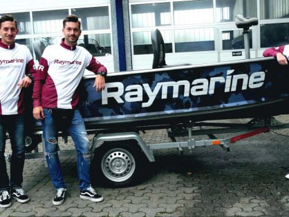 Raymarine Fishing Germany